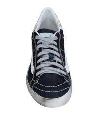 Primabase - Blue Low-tops & Sneakers for Men - Lyst
