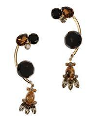 Marni - Metallic Earrings - Lyst
