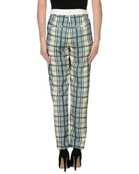 Emma Cook - Green Casual Trouser - Lyst