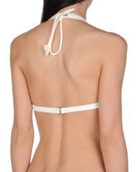 Juicy Couture - Natural Bikini Top - Lyst