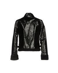 Giambattista Valli - Black Jacket - Lyst