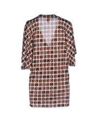 John Richmond - Brown Shirt - Lyst