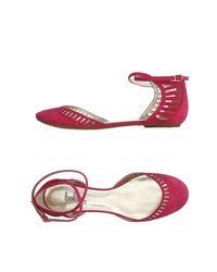 Belle By Sigerson Morrison - Multicolor Ballet Flats - Lyst