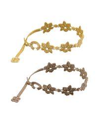 Cruciani - Natural Bracelet - Lyst