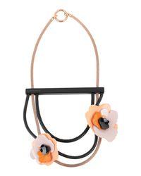 Emporio Armani - Multicolor Necklace - Lyst