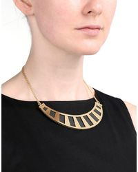 8 Metallic Necklace