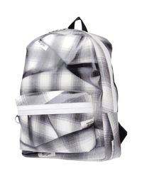 MM6 by Maison Martin Margiela - Black Backpacks & Bum Bags - Lyst