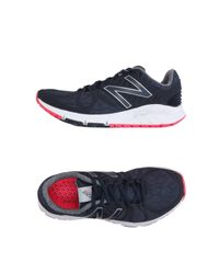 New Balance - Blue Low-tops & Trainers - Lyst
