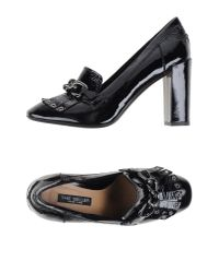 The Seller | Black Loafer | Lyst