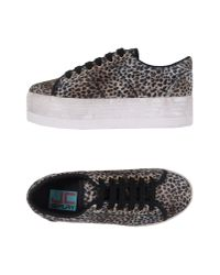 Jeffrey Campbell | Natural Low-tops & Sneakers | Lyst
