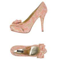 Dolce & Gabbana - Natural Pump - Lyst