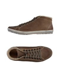 Car Shoe - Brown Low-tops & Trainers for Men - Lyst