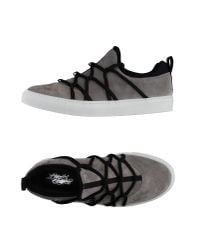 Alejandro Ingelmo - Gray Low-tops & Sneakers - Lyst