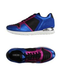 Bikkembergs | Black Low-tops & Sneakers | Lyst