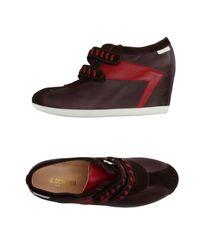 A.Testoni   Brown Low-tops & Sneakers for Men   Lyst