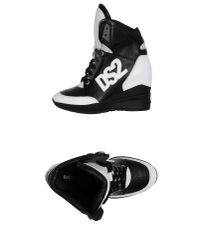 DSquared² | Black High-tops & Sneakers | Lyst