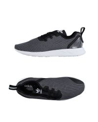 Adidas Originals | Black Sl Loop Runner - Leather for Men | Lyst