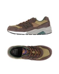 New Balance | Brown Low-tops & Sneakers for Men | Lyst