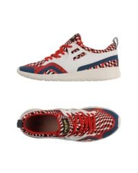 MOA | Red Low-tops & Sneakers for Men | Lyst