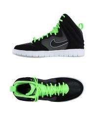 Nike | Black High-tops & Sneakers for Men | Lyst