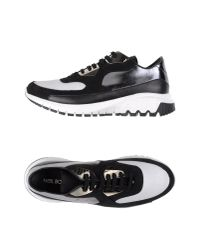 Neil Barrett - Black Low-tops & Sneakers for Men - Lyst