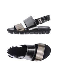 Vic Matié - Multicolor Sandals - Lyst