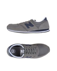 New Balance | Gray Low-tops & Sneakers for Men | Lyst