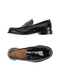 Church's - Black Loafer - Lyst