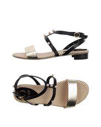 O Jour | Multicolor Sandals | Lyst
