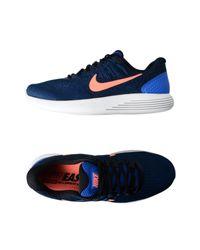 Nike | Blue Low-tops & Sneakers for Men | Lyst
