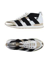 Elisabetta Franchi | Multicolor Low-tops & Sneakers | Lyst