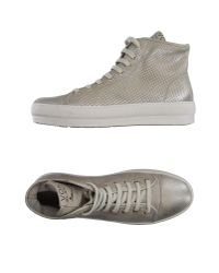 Voile Blanche - Gray High-tops & Sneakers - Lyst