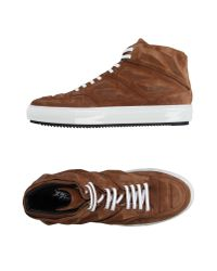 Alejandro Ingelmo | Brown High-tops & Sneakers for Men | Lyst