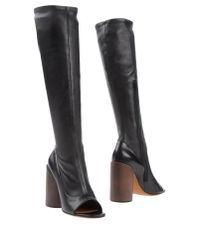 Givenchy - Black Boots - Lyst