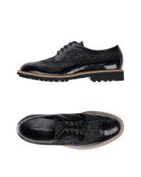 Pierre Darre'   Black Lace-up Shoe for Men   Lyst