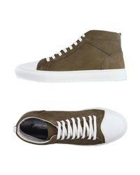 Antony Morato | Green High-tops & Sneakers for Men | Lyst