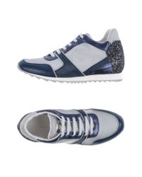 Tosca Blu - Blue Low-tops & Sneakers - Lyst