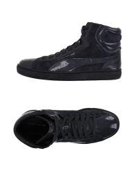 PUMA Multicolor High-tops & Sneakers for men