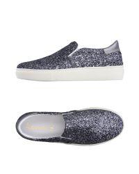 Lemarè - Blue Low-tops & Sneakers for Men - Lyst