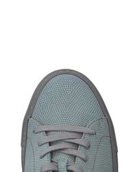 Android Homme - Gray Low-tops & Sneakers for Men - Lyst