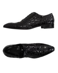 Gianni Barbato | Black Lace-up Shoe for Men | Lyst
