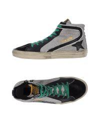 Golden Goose Deluxe Brand   Black High-tops & Sneakers for Men   Lyst