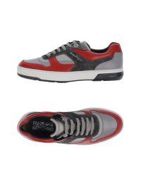 Ferragamo   Gray Low-tops & Sneakers for Men   Lyst