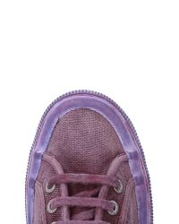 Superga - Purple Low-tops & Sneakers - Lyst