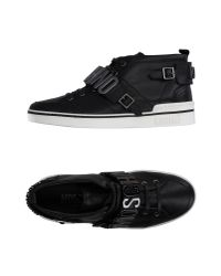 Moschino | Black High-tops & Sneakers for Men | Lyst