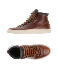 Diemme | Brown High-tops & Sneakers | Lyst
