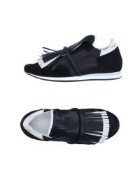 Philippe Model | Black Low-tops & Sneakers | Lyst