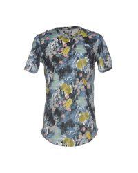 Originals By Jack & Jones | Blue T-shirt for Men | Lyst
