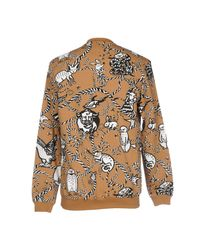 Markus Lupfer - Brown Sweatshirt for Men - Lyst