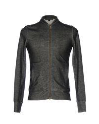Lyst John Varvatos Sweatshirt In Black For Men